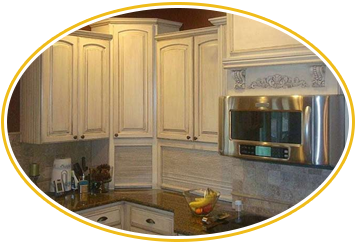 Antique Stain, Kitchen Cabinet Staining Services in Newberg, OR